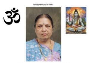 Mrs. Shantaben Mulchand Jogi